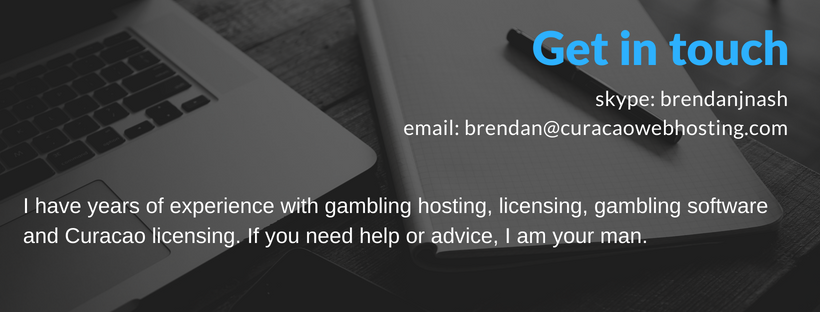 I have years of experience with gambling hosting, casino games, Curacao licensing and online casinos